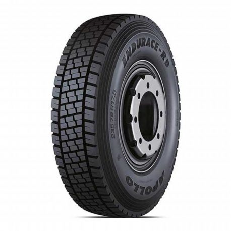ENDURANCE RD The Best for the Highways  • Wider tread supported by wider belts for Superior traction • 3 M - Tri Technology with multi-step tread design for excellent mileage • Low abrasion tread rubber with a cooler base for long tread life • Robust belt package with diagonal centre blocks for increased traction